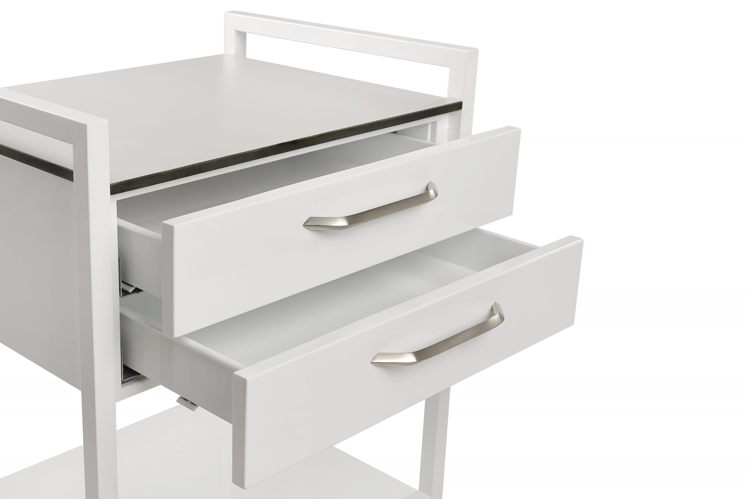ICA002 DOUBLE DRAWER DEVICE TROLLEY